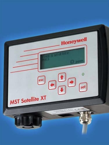 Honeywell Satellite XT Gas Detector
