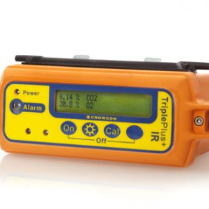 triple-plus-gas detector