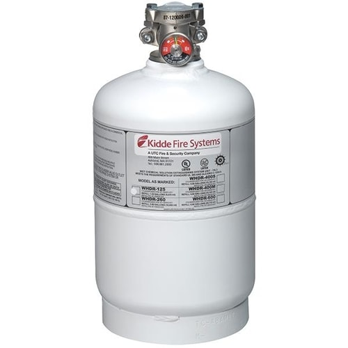 Kidde Wet Chemical Cylinder