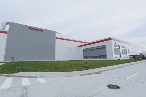 Honeywell factory